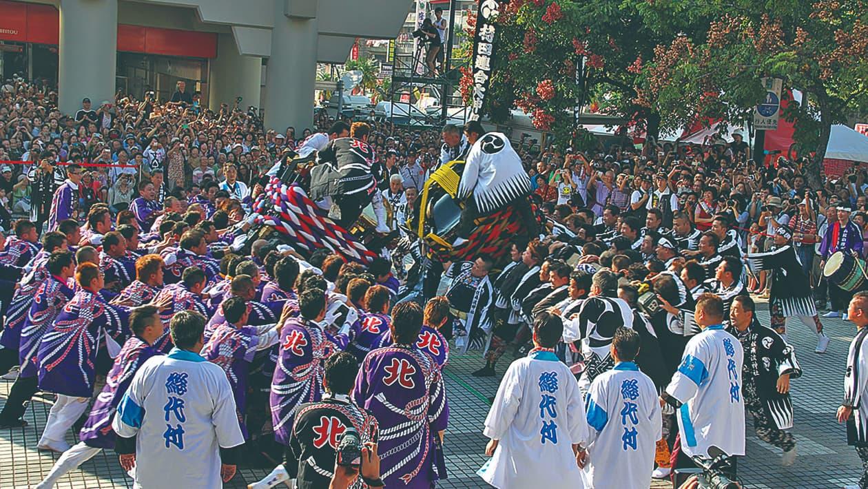 松山秋祭典