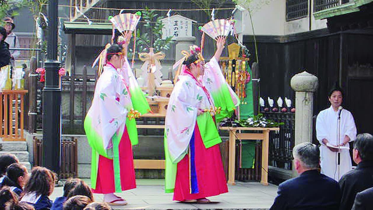 松山春祭典(道後溫泉祭典)