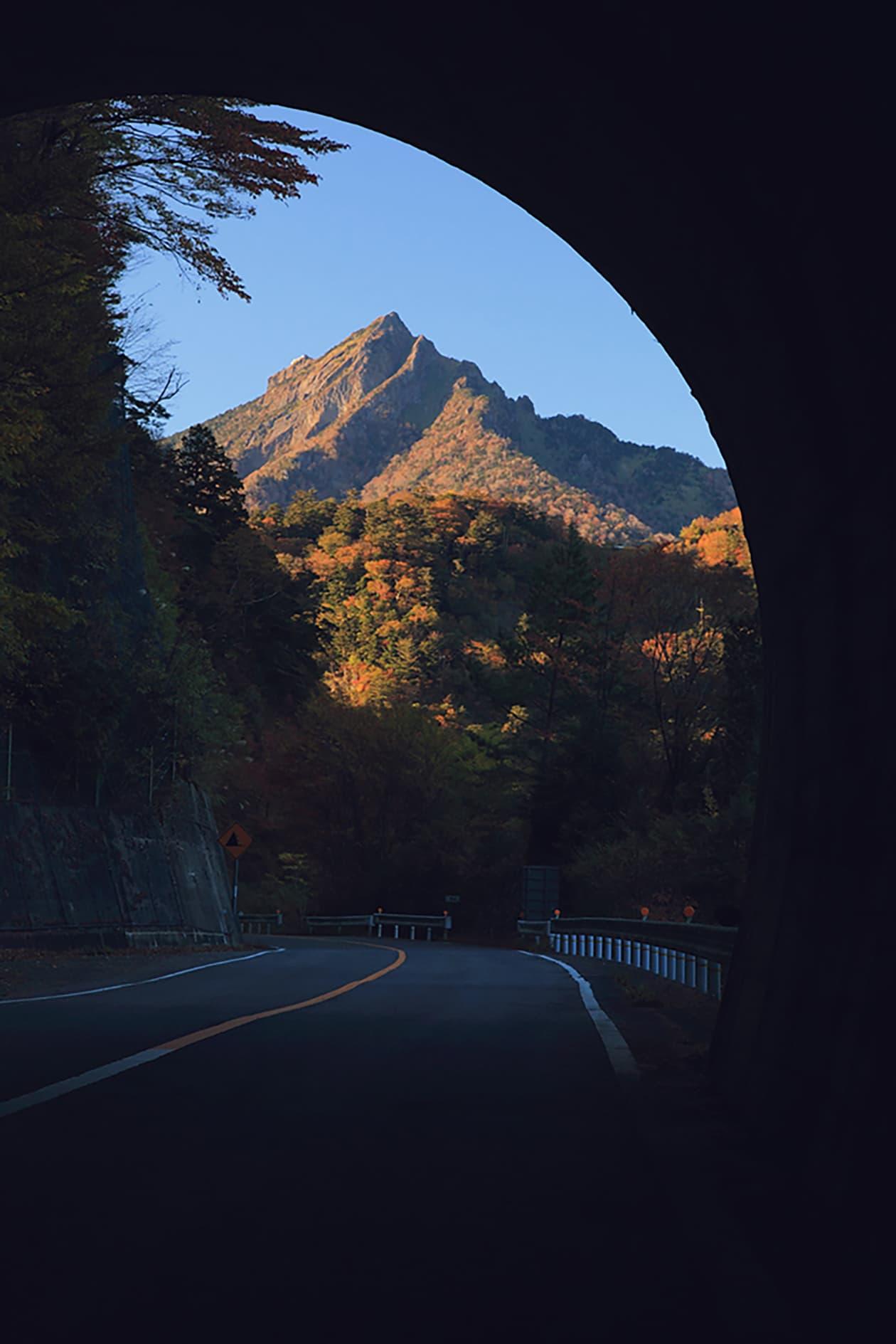 石鎚環山路