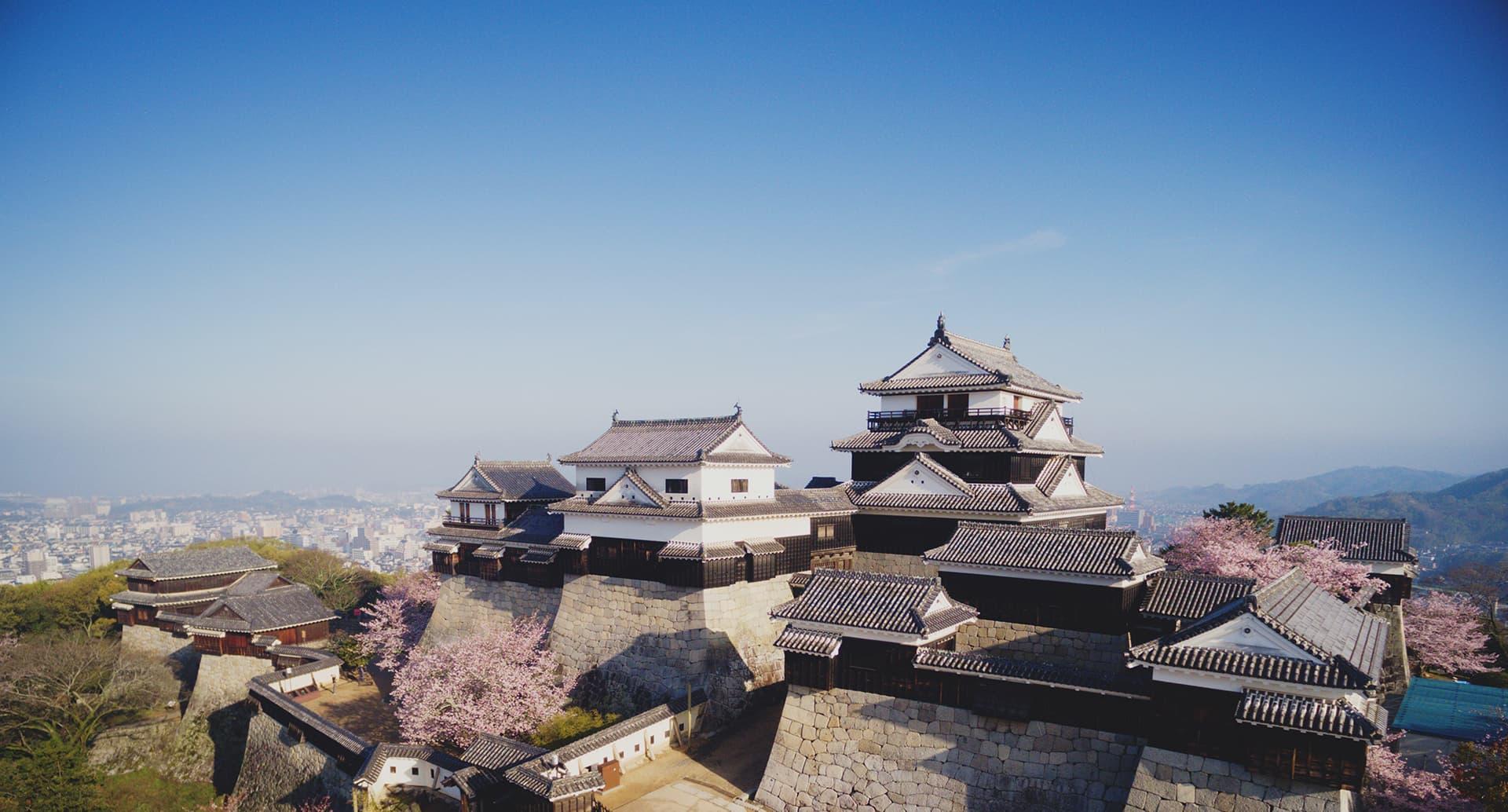 感受城堡歷史