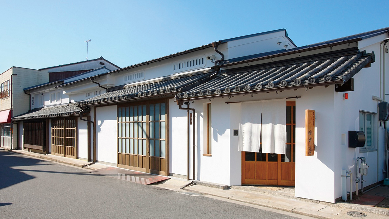 三津浜街坊
