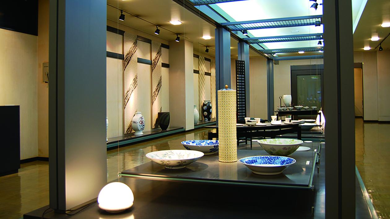 砥部燒陶藝傳統產業會館
