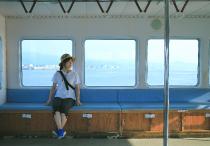 鹿島公園渡船 等候室